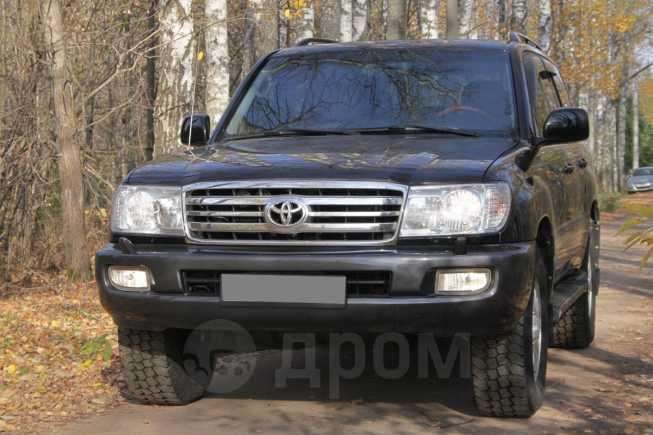 Toyota Land Cruiser, 2007 год, 1 600 000 руб.
