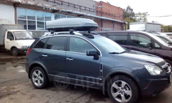 Opel Antara, 2008 год, 499 000 руб.