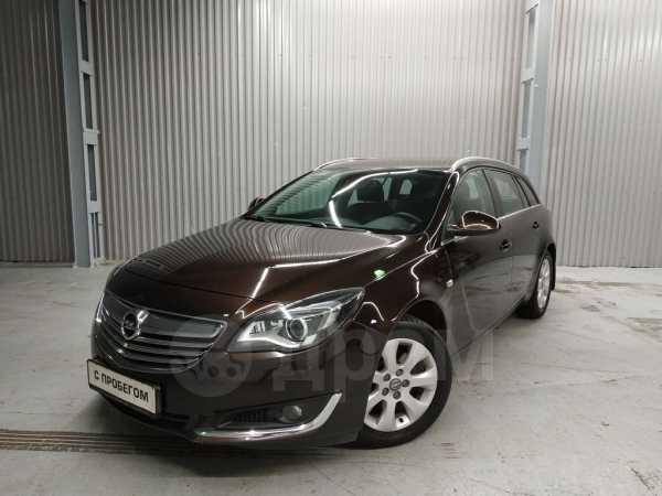 Opel Insignia, 2014 год, 779 000 руб.