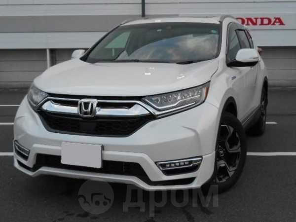 Honda CR-V, 2018 год, 1 599 000 руб.
