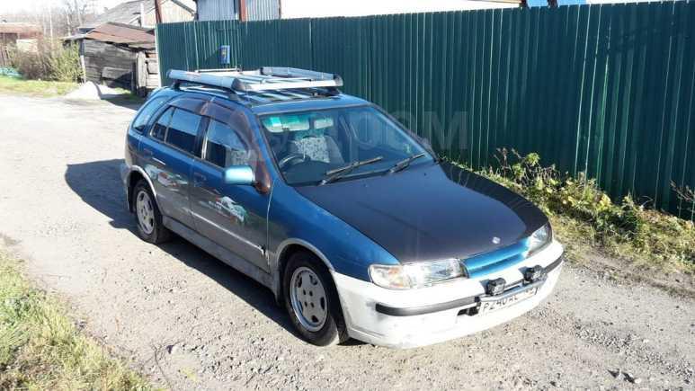 Nissan Pulsar, 1996 год, 155 000 руб.