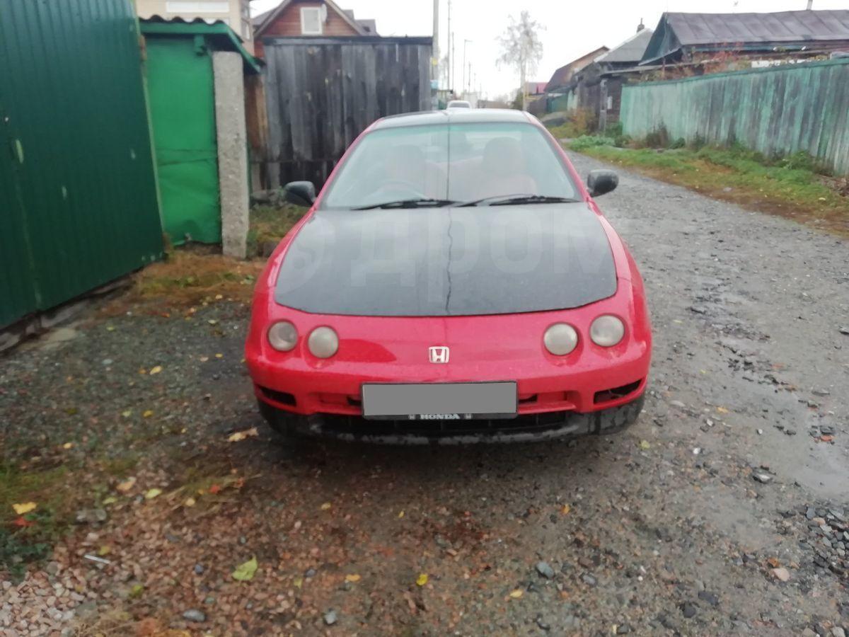 Продажа Хонда Интегра 94г  в Новосибирске, Отлично