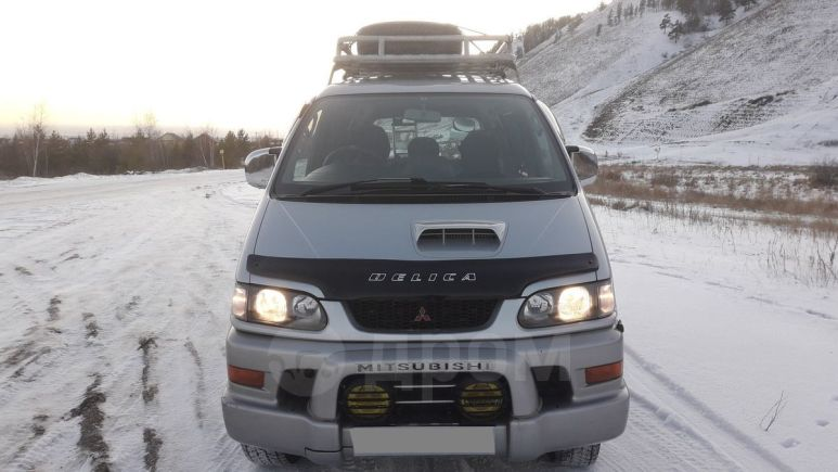 Mitsubishi Delica, 2002 год, 750 000 руб.