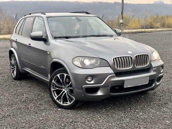 BMW X5, 2008 год, 1 000 000 руб.