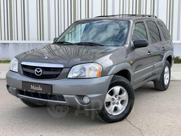 Mazda Tribute, 2002 год, 339 000 руб.