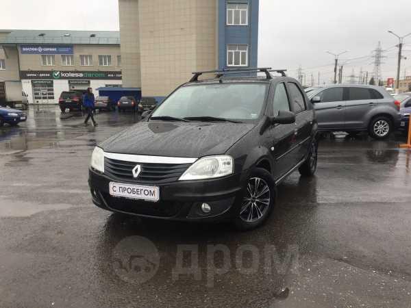 Renault Logan, 2010 год, 269 000 руб.