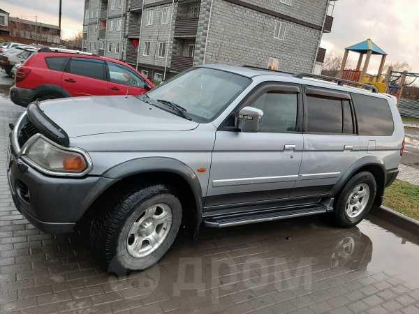 Mitsubishi Pajero Sport, 2004 год, 600 000 руб.