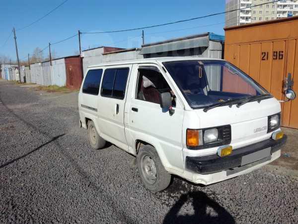 Toyota Lite Ace, 1988 год, 75 000 руб.