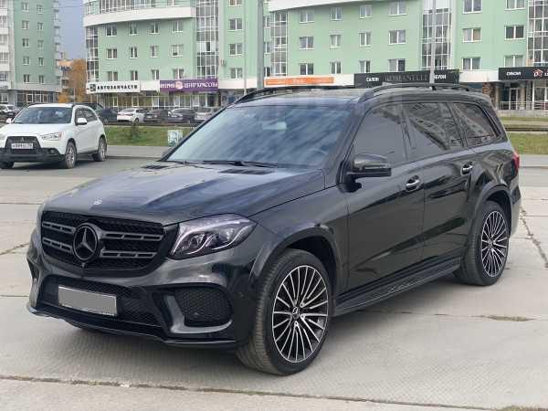 Mercedes-Benz GLS-Class, 2017 год, 3 799 000 руб.