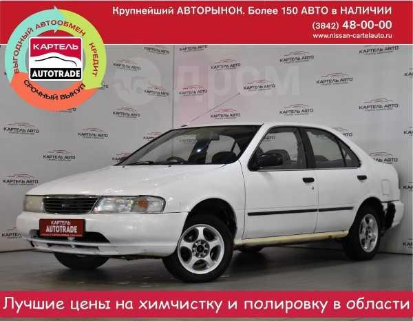 Nissan Sunny, 1997 год, 89 000 руб.