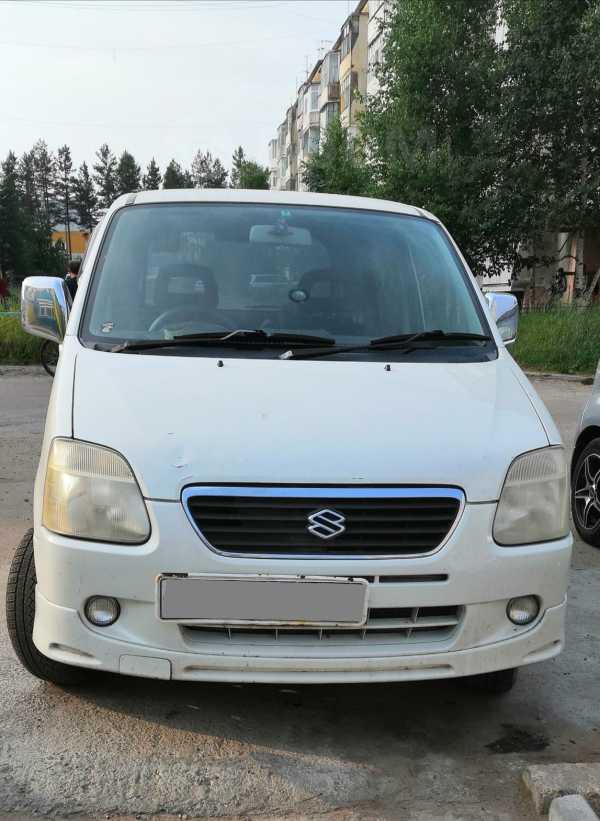 Suzuki Wagon R Solio, 2002 год, 150 000 руб.