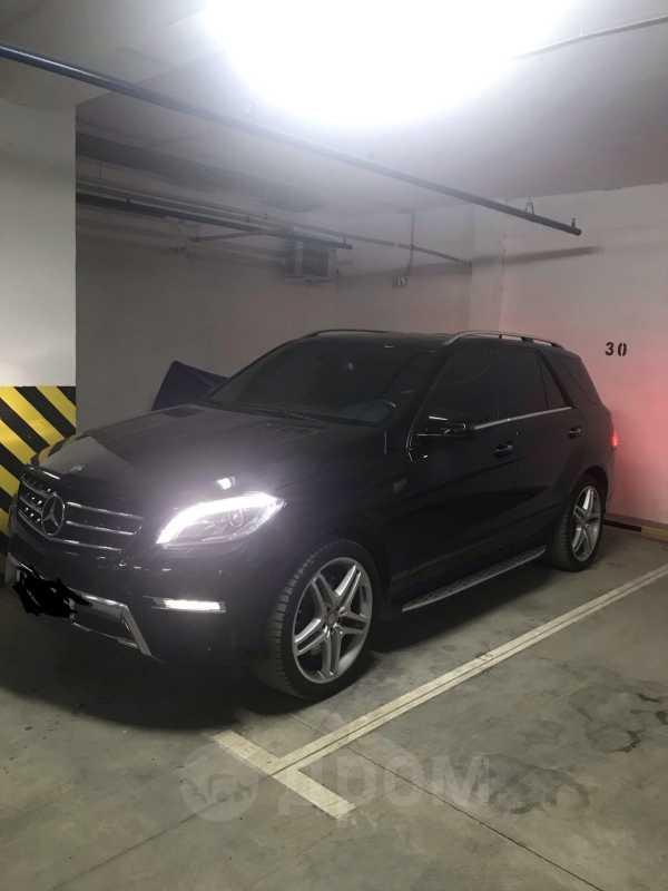 Mercedes-Benz M-Class, 2014 год, 2 595 000 руб.