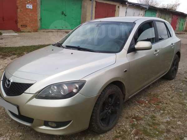 Mazda Mazda3, 2005 год, 225 000 руб.