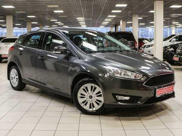 Ford Focus, 2016 год, 779 900 руб.