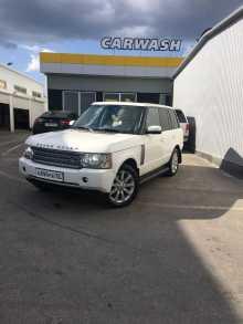 Севастополь Range Rover 2007