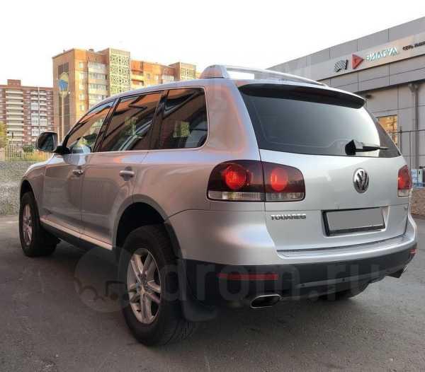 Volkswagen Touareg, 2008 год, 760 000 руб.