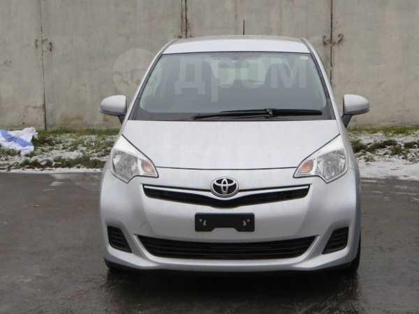 Toyota Ractis, 2011 год, 428 000 руб.