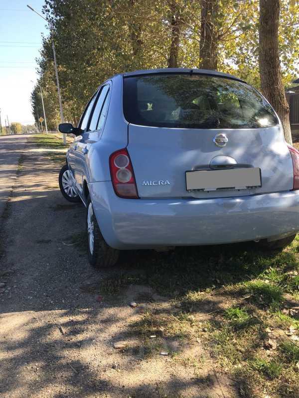 Nissan Micra, 2005 год, 240 000 руб.