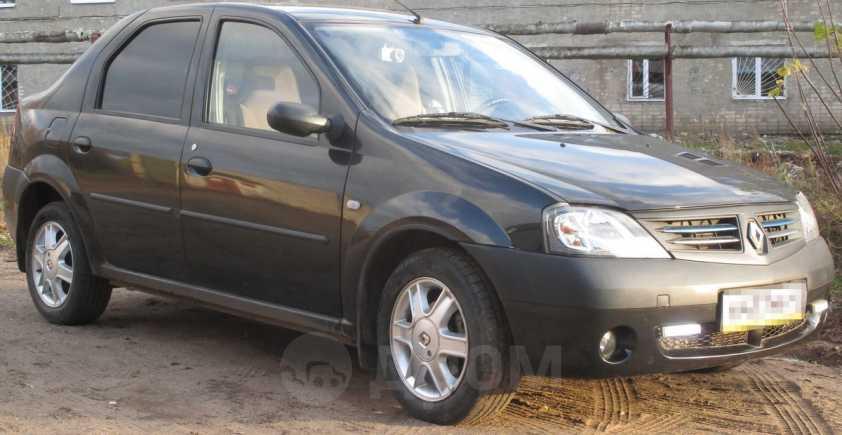 Renault Logan, 2009 год, 370 000 руб.