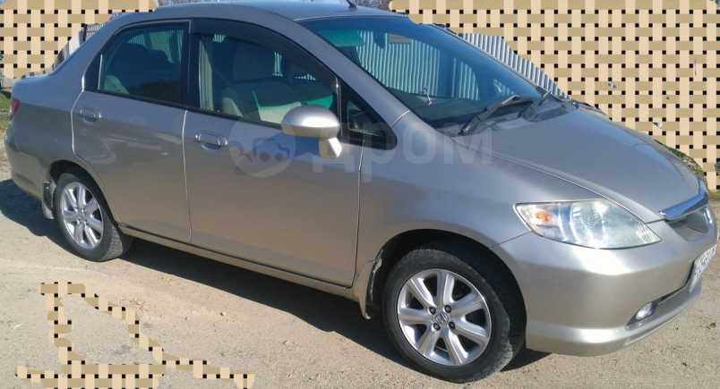 Honda Fit Aria, 2005 год, 255 000 руб.