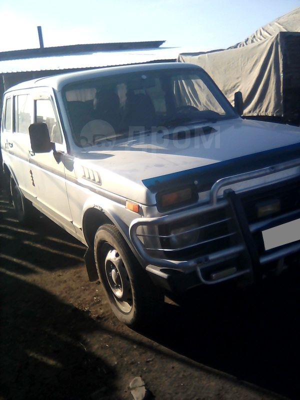 Лада 4x4 2131 Нива, 2004 год, 235 000 руб.