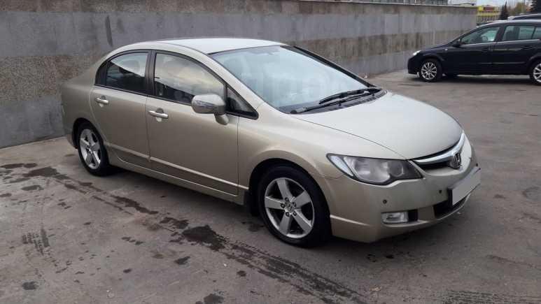 Honda Civic, 2007 год, 315 000 руб.