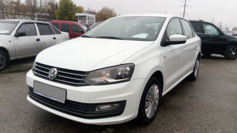 Volkswagen Polo, 2015 год, 545 000 руб.