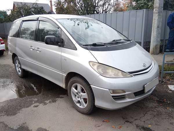 Toyota Previa, 2005 год, 730 000 руб.