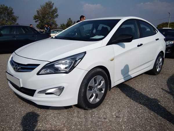 Hyundai Solaris, 2015 год, 468 000 руб.
