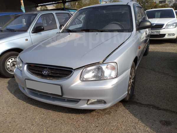 Hyundai Accent, 2009 год, 250 000 руб.