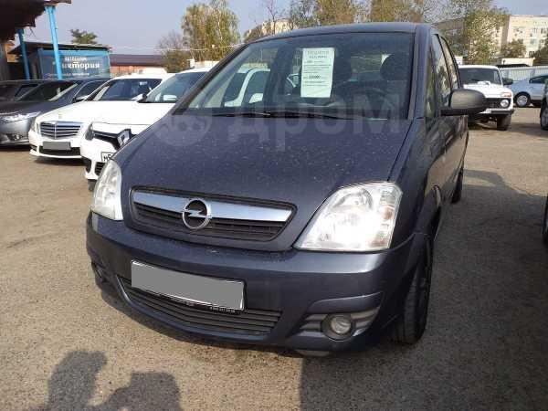 Opel Meriva, 2008 год, 325 000 руб.