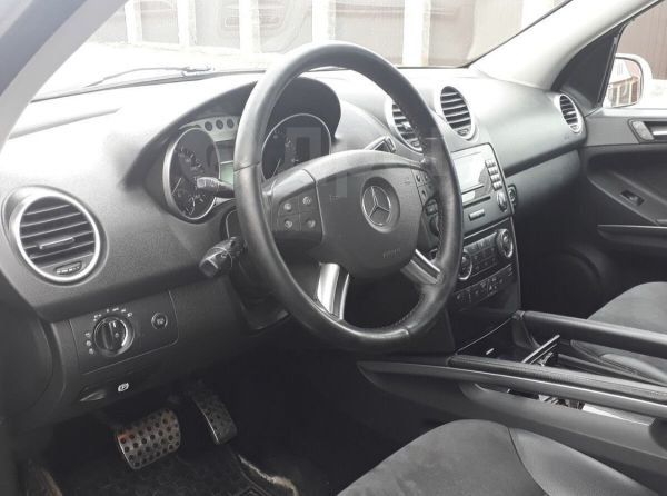 Mercedes-Benz M-Class, 2005 год, 490 000 руб.
