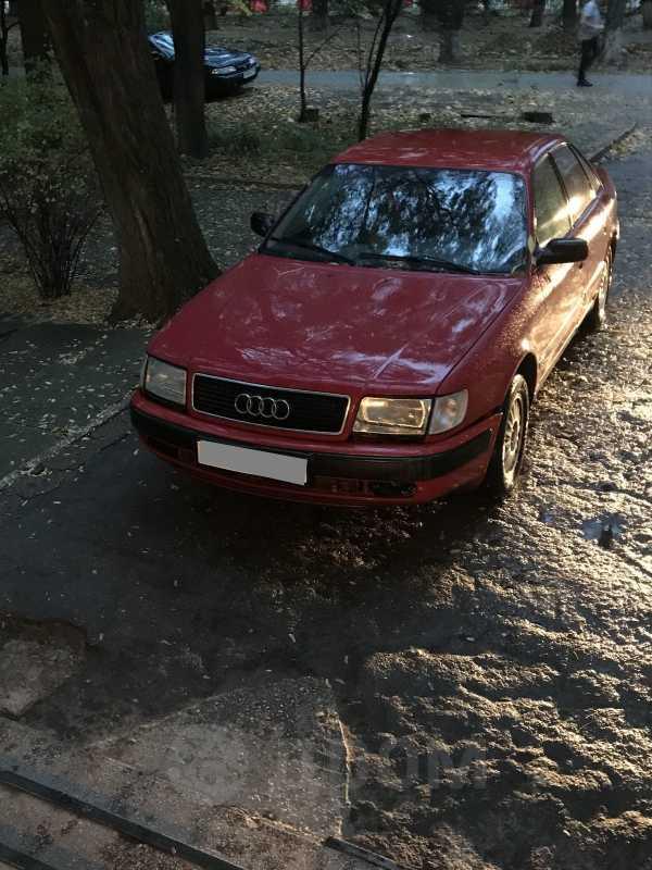 Audi 100, 1992 год, 140 000 руб.
