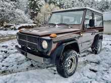 Барнаул G-Class 1980