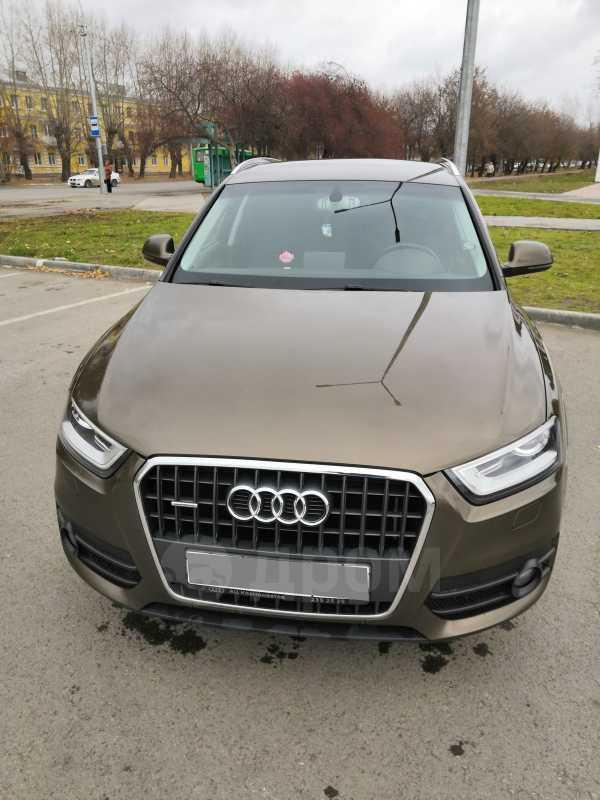 Audi Q3, 2012 год, 1 045 000 руб.