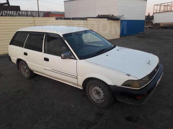 Toyota Corolla, 1990 год, 41 000 руб.