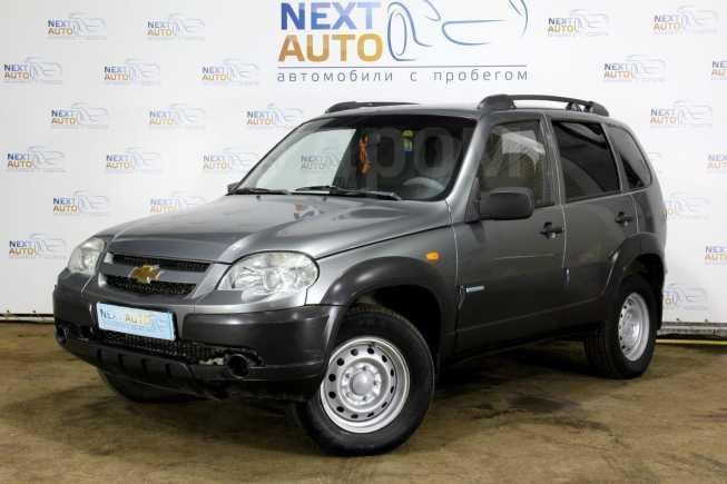 Chevrolet Niva, 2009 год, 258 000 руб.