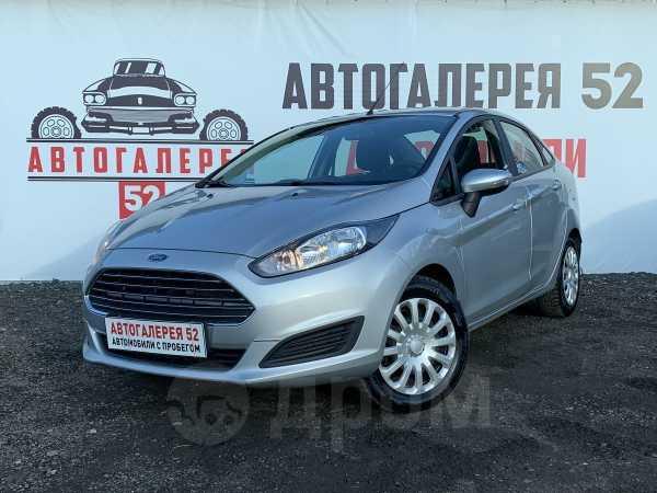 Ford Fiesta, 2016 год, 570 000 руб.