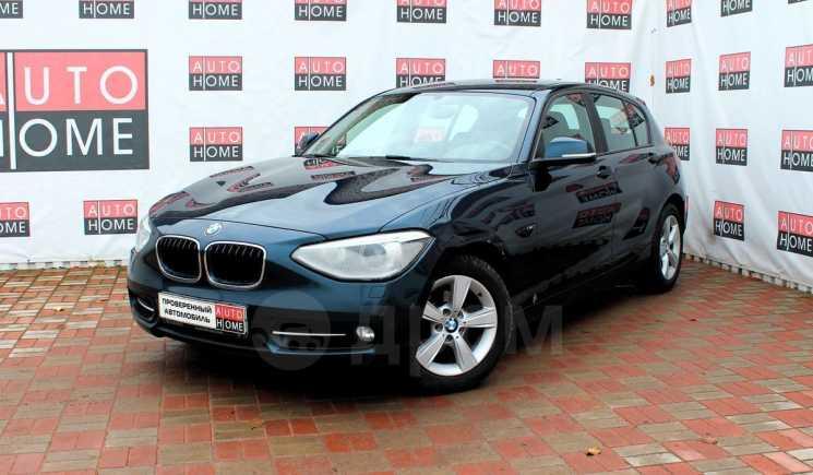 BMW 1-Series, 2014 год, 784 990 руб.