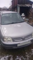 Nissan March, 2000 год, 117 000 руб.