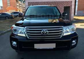 Кызыл Land Cruiser 2014
