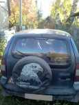 Chevrolet Niva, 2001 год, 150 000 руб.