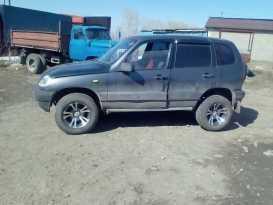 Барнаул Niva 2001