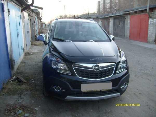 Opel Mokka, 2013 год, 829 000 руб.