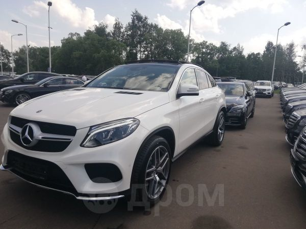 Mercedes-Benz GLE Coupe, 2019 год, 5 100 000 руб.