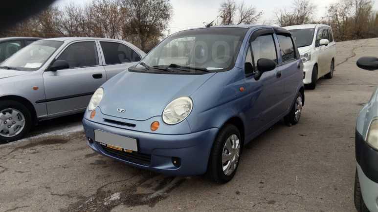 Daewoo Matiz, 2008 год, 126 000 руб.