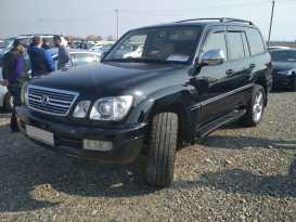 Нальчик Lexus LX470 2000