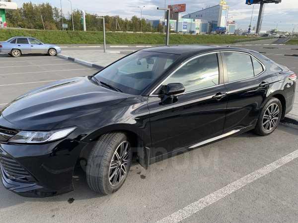 Toyota Camry, 2019 год, 1 600 000 руб.