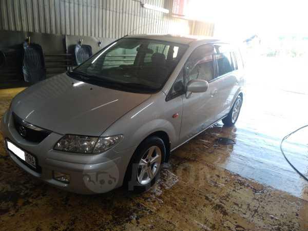 Mazda Premacy, 1999 год, 260 000 руб.