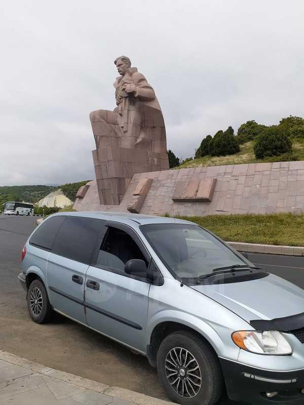 Dodge Caravan, 2002 год, 260 000 руб.